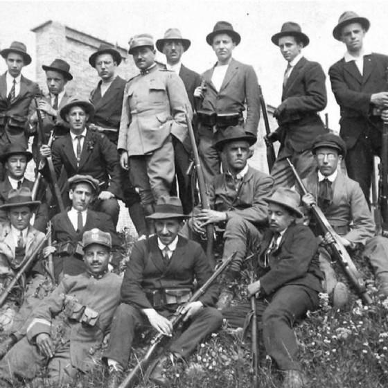 Foto proveniente dall'Archivio fotografico dell'Istituto regionale per la storia del movimento di liberazione nel Friuli Venezia Giulia (Irsml FVG)
