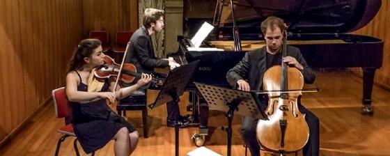 Aristotrio in concerto (© Ufficio stampa Volpe&Sain)