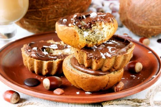 Crostatina alla Nutella
