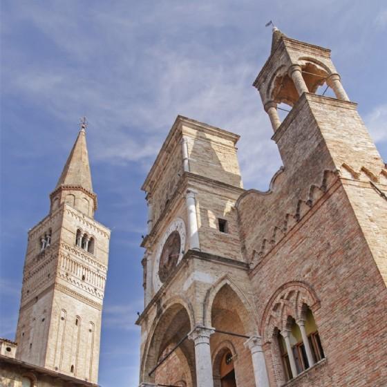 Il centro storico di Pordenone (© Shutterstock.com)