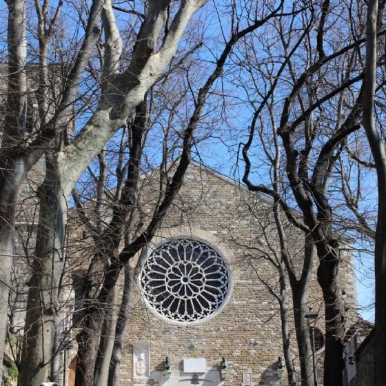 La cattedrale si San Giusto