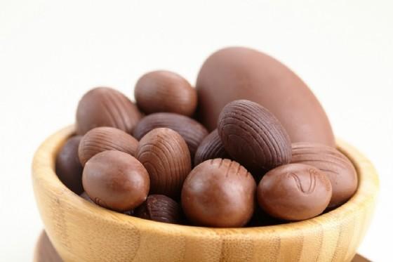 Ricette con le uova di Pasqua al cioccolato