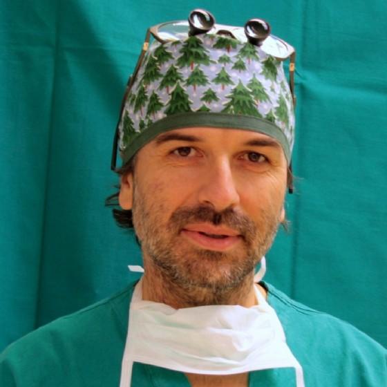 Il dottor Giancarlo Tirelli (© Ufficio stampa Volpe&Sain)