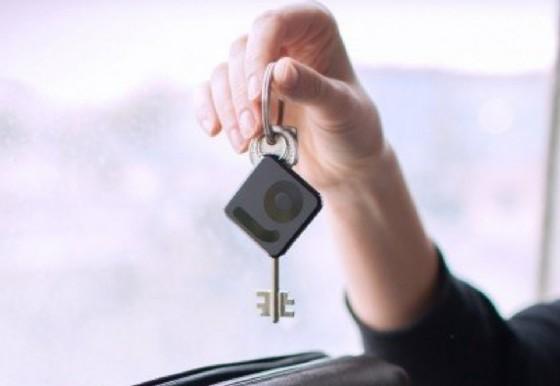 FILO attaccato alle chiavi di casa