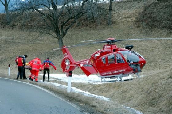 Ragazzo ferito alla testa operato al San Giovanni di Torino