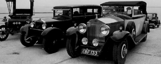 Antiche automobili