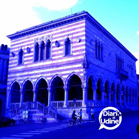 Udine e non solo si tingono di Blu (© Diario di Udine)