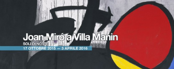 Volge al termine un'altra mostra di Villa Manina (© www.villamanin.it)