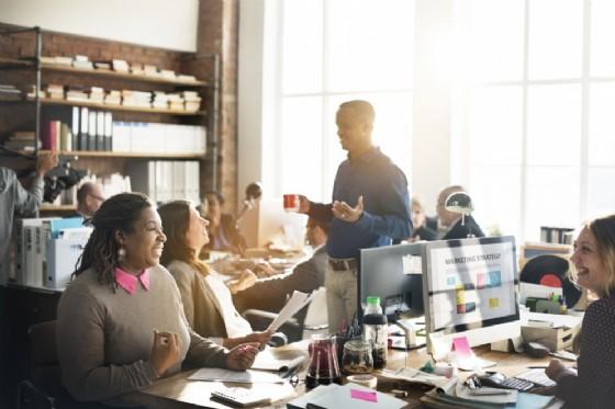Correre riduce i litiig in ufficio