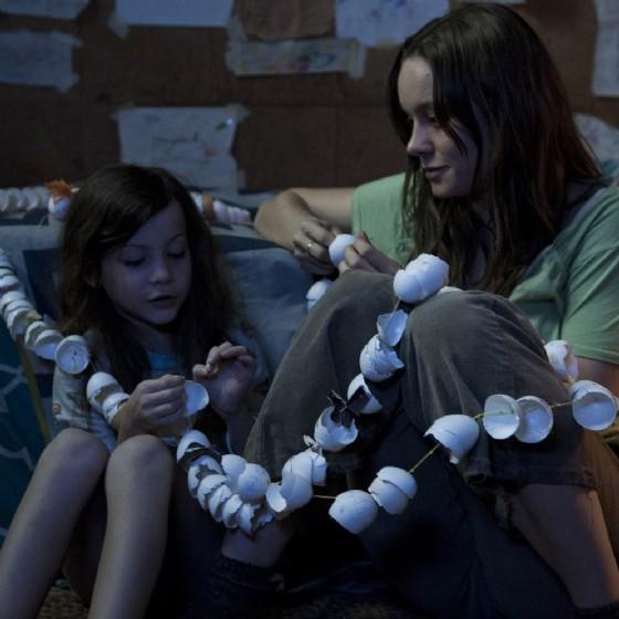 """un'immagine tratta dal film """"Room"""" (© Visionario)"""