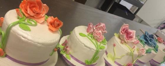 Corso per imparare a decorare le torte