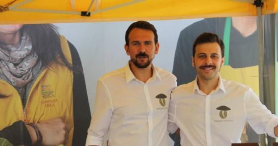 Soci fondatori (© Credits photo courtesy of Funghi Espresso)