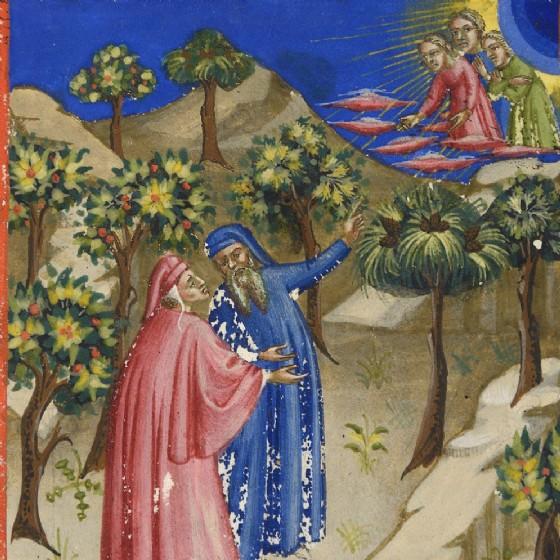 Una delle tavole contenute nel prezioso volume di Dante (© Ente Friuli Nel Mondo)