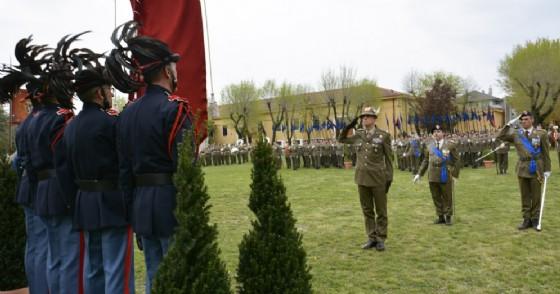Il nuovo comandante della Piemonte