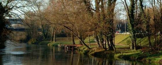 Fiume Noncello (© Pordenonelegge)