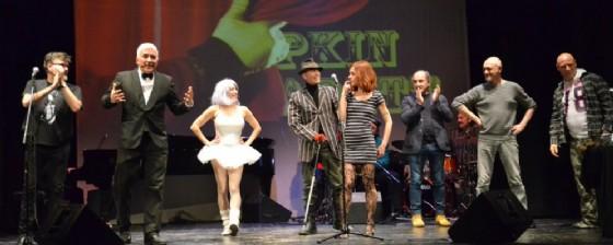 Pupkin Kabarett in scena