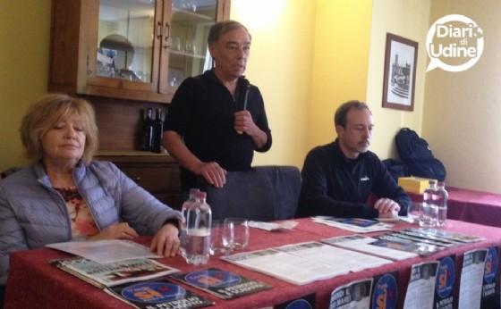 Il Comitato per il si si è mobilitato anche a Udine (© Diario di Udine)
