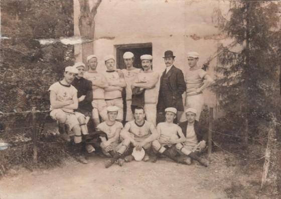 Foto storiche dalle Società Nautica Pietas Julia