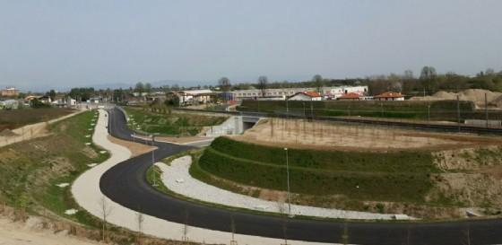 Ecco come sarà la nuova viabilità a Santa Caterina (© Provincia di Udine)