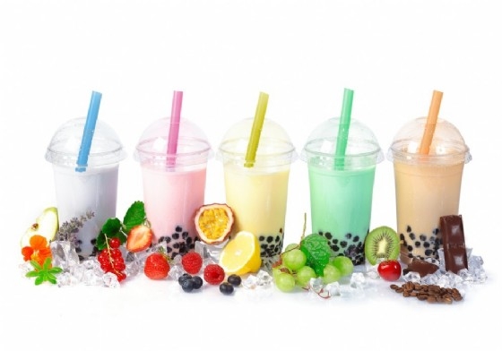 Come si prepara un Bubble Tea