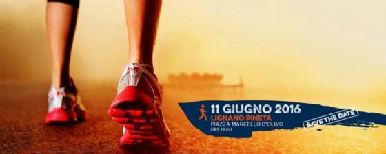 'Lignano Sunset Run' a giugno a Lignano (© Lignano Sunset Run)
