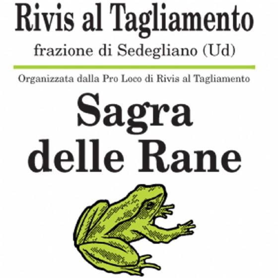 Tornano le rane di Rivis (© Pro Loco Rivis)