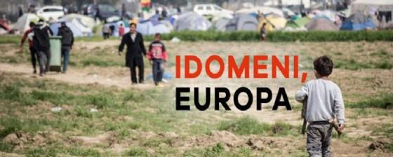 Un'immagine del capo profughi di Idomeni (© Centro Missionario Diocesano di Udine)