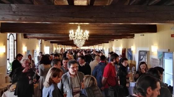 L'evento organizzato a Villa Manin (© Eurobevande)
