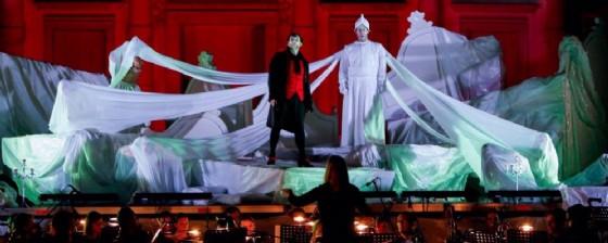 Il Don giovanni in scena nel 2015 (© Piccolo Festival del Fvg)