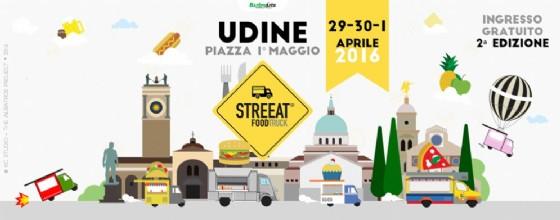 Nuova edizione udinese per Streeat® Food Truck Festival