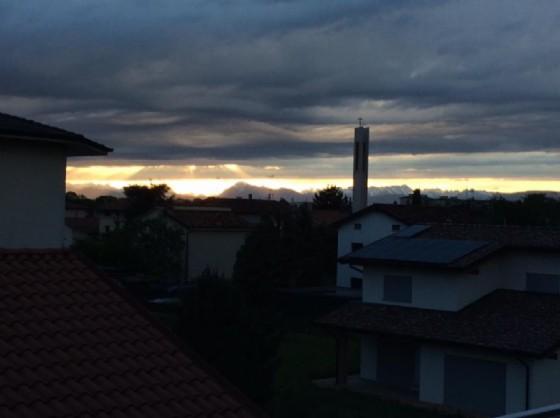 La luce dopo la tempesta