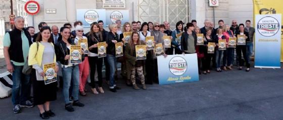 I candidati di Un'Altra Trieste