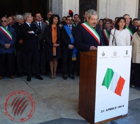 Il sindaco di Udine Honsell