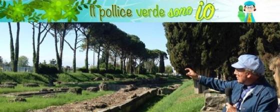 Luca Sardella ad Aquileia (© Promoturismo Fvg)