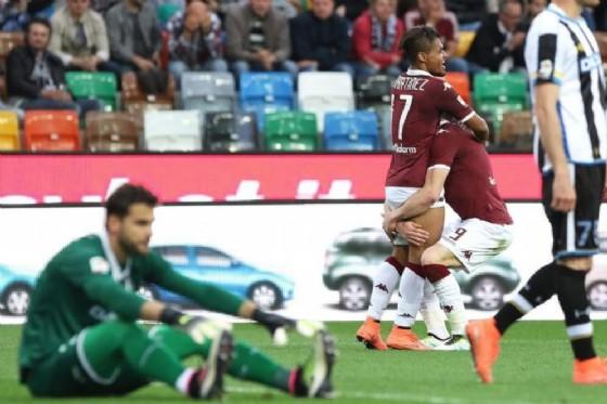 Brutta sconfitta per l'Udinese al Friuli (© ANSA)
