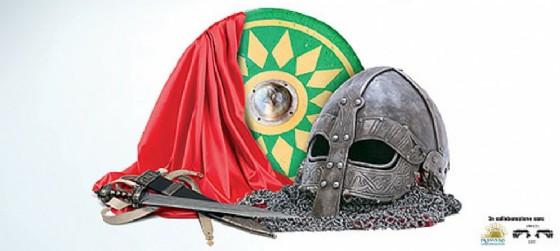 Anteprima al Tiare della rievocazione storica Romans Langobardorum (© Tiare Shopping)