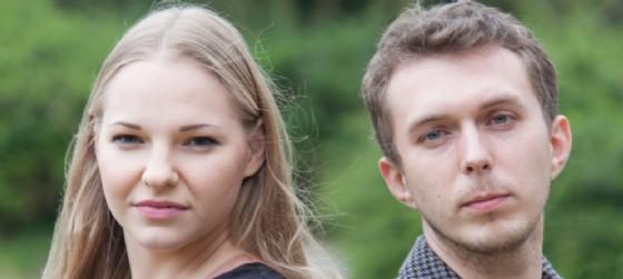 Il duo Lavrynenko – Guliei (© Chamber Music)