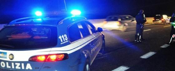 Polizia Stradale (immagine di repertorio)