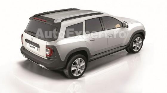La Dacia Duster 2 secondo i rumeni di AutoExpert