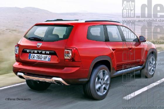 La Dacia Duster 2 secondo i tedeschi di AutoBild