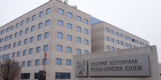 La sede udinese della Regione Fvg (© Diario di Udine)