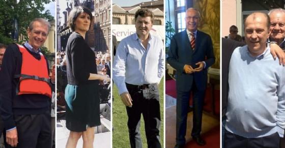Tutti i candidati sindaco e al Consiglio comunale di Torino (© Diario di Torino)