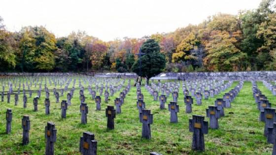 Il cimitero austroungarico di Prosecco (© Prodani)
