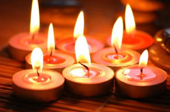 Cena a lume di candela, può far ingrassare