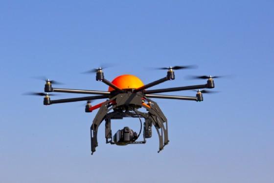 Rubano drone da 2000 euro