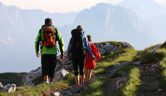 Tante opportunità per vivere la montagna d'estatee (© TurismoFvg)