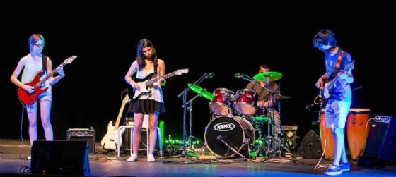 Saggio di fine anno per la Scuola di orientamento musicale di Casarsa (© Pro Casarsa della Delizia)