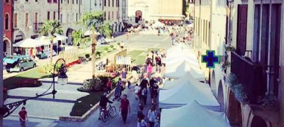Ultimo giorno per la manifestazione Piazza in Fiore nel Sanvitese (© Pro San Vito)