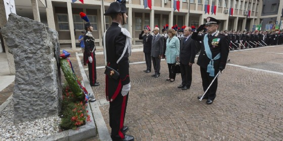 La cerimonia ospita a Udine (© Carabinieri)