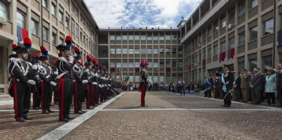 La cerimonia ospita a Udine